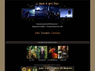 Harry Potter - Le JDR gratuit en PHP