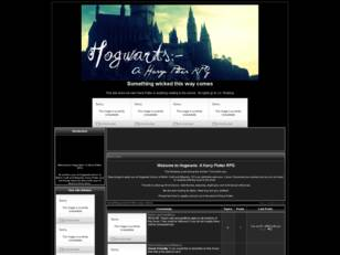 Hogwarts: A Harry Potter RPG