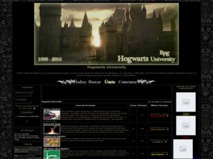 Hogwarts University - Harry Potter RPG