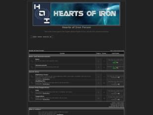 Free forum : Hearts of Iron Forum