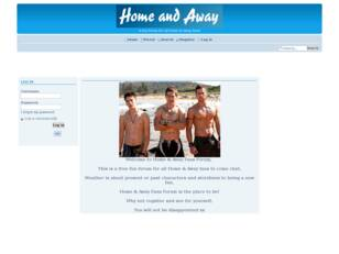 Home & Away Forum
