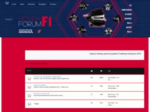 Honda f1, fan, club