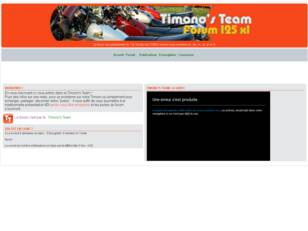 Timono's Team - forum Honda 125 xl