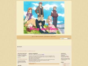 Forum gratuit : Honey & Clover Rpg