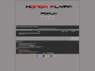 Flyff Honor Forum