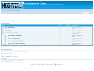 Forum gratis : Hospital Central Em Portugal