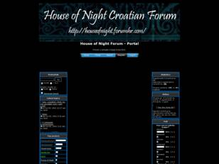 House of Night Croatia Forum