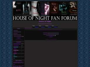 Free forum : House of Night