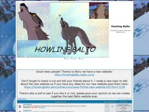 Welcome To Howling Balto