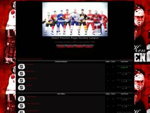 Free forum : Heart Passion Rage Hockey League