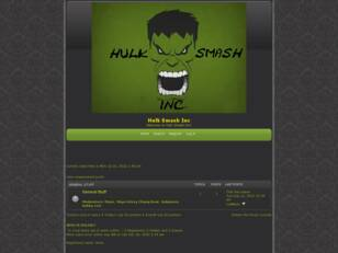 Hulk Smash Inc
