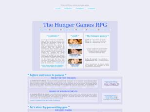 HUNGER GAMES → Forum de RPG