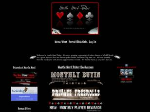 Hustle Hard Poker- Private Freerolls and stakes