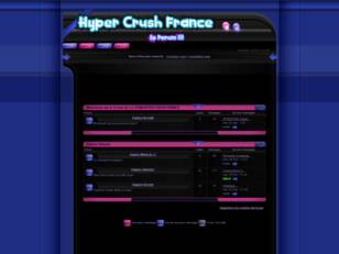 Forum Hyper Crush FRANCE !