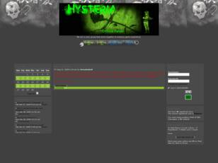 Hysteria's Official Forum