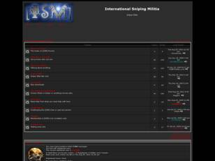 Free forum : International Sniping Militia