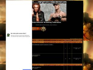 International Wrestling Federation