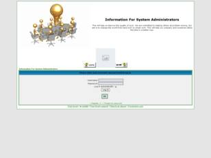 Free forum : Information For System Administrators