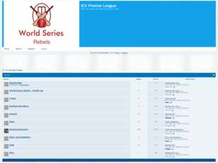 Free forum : ICC 2014 premier league