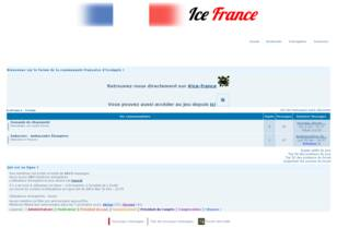 IceFrance - Forum
