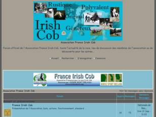 Association France Irish Cob