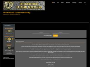 International Extreme Wrestling