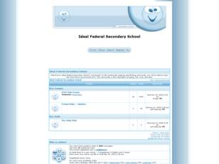 Free forum : Ideal Federal Secondary School