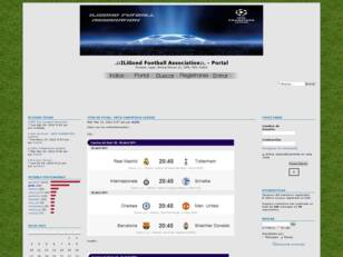 ILiGond Football Association │ Official Web Site