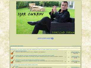 IGOR CUKROV FANCLUB FORUM