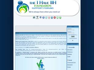 The I Have IIH Foundation