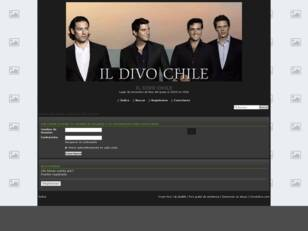 Fan Club IL DIVO CHILE