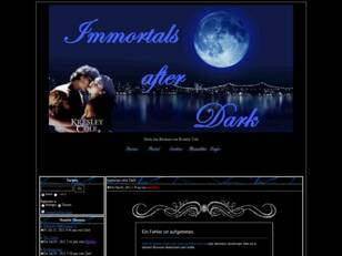 IMMORTALS AFTER DARK
