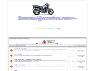 Inazuma Alternatives - Forum Suzuki GSX 400-750-1200