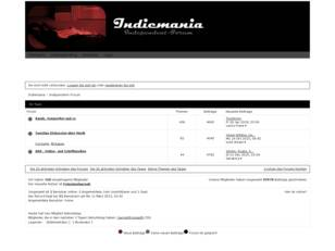 Indiemania - Independent-Forum