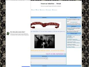 Forum sur Indochine .