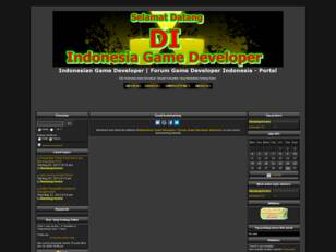 Indonesia Game Developer | Forum Game Developer Indonesia