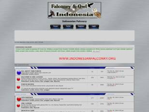 Falconry Indonesia Forum