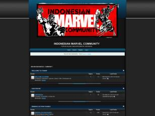 Indonesian Marvel Community