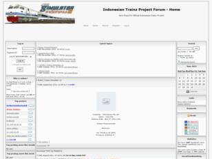Indonesian Trainz Project Forum