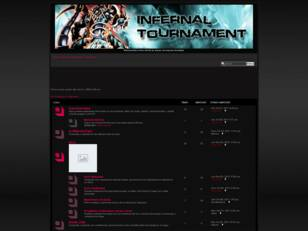 Foro gratis : Infernal Tournament
