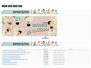 Fansite for Infinite