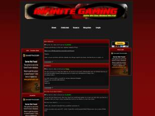Infinitegaming - Forum's -