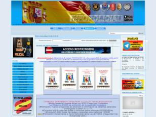 INFOPOLICIAL WEB Guardia Civil Policía Mossos Erztaintza  ¡Registrate!