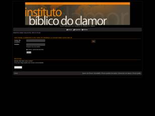 Instituto do Clamor
