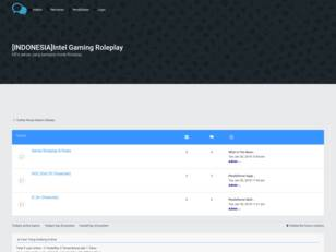 [INDONESIA]Intel Gaming Roleplay