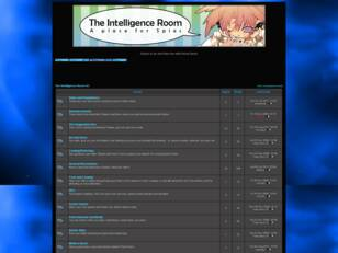 Free forum : The Intelligence Room V.2