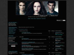 Foro gratis : Into the Twilight Rol