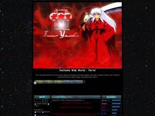 InuYasha Web World