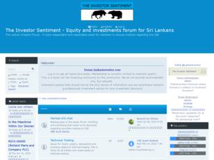 The Investor Sentiment - Equity forum