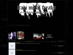 IRAQI METAL FREAKS .. the best iraqi musical forum